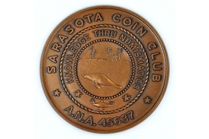 Sarasota Coin Club Resuming Meetings