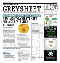 New Monthly Grey Sheet