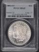 1882-CC $1 Morgan Dollar PCGS MS65