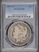 1879-CC $1 Morgan Dollar PCGS G6