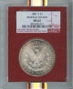 1881-S $1 Morgan Dollar NGC MS62 Redfield Collection